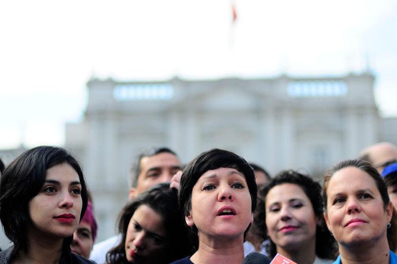 """Javiera Parada envía mensaje a agresores de Kast: """"En democracias, las ideas se combaten con ideas"""""""