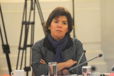 """Yasna Provoste barre con el TC: """"La mayoría piñerista reitera la lógica de mercado en la educación"""""""