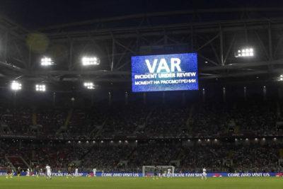 Aprueban por unanimidad el uso del VAR en el Mundial de Rusia 2018