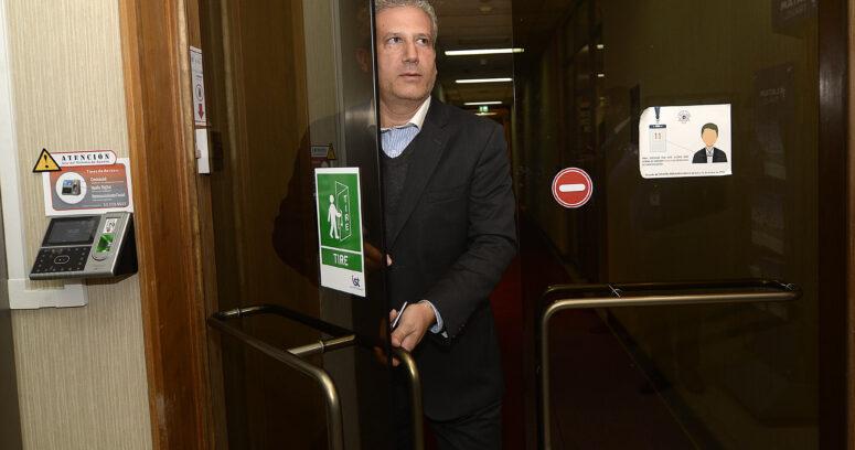 Tribunal Supremo de la DC decide expulsar a Ricardo Rincón pese a su renuncia