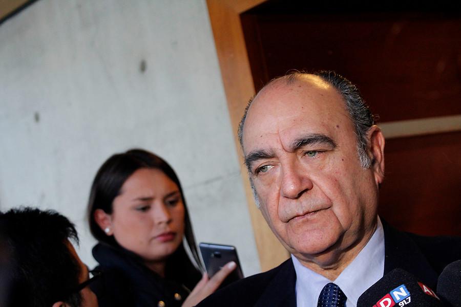 Los cuestionamientos al nombramiento de Alberto Cardemil como seremi del Maule