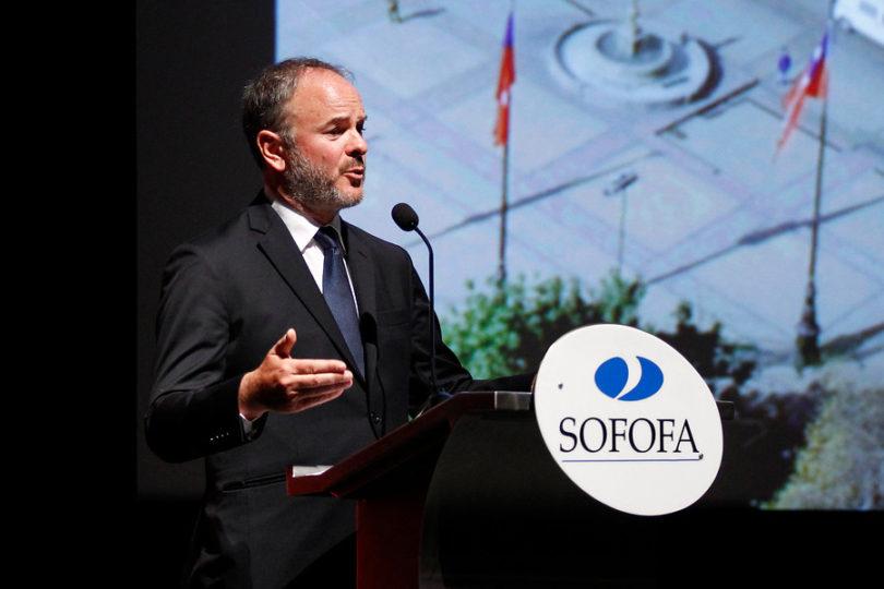 Presidente de Sofofa pidió reducir impuestos a las empresas