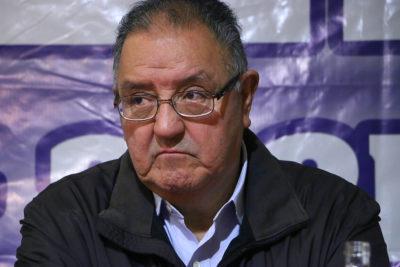 """Huenchumilla califica de 'error' reformas a Ley Antiterrorista: """"Criminaliza al pueblo mapuche"""""""