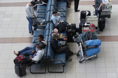 INDH presenta denuncia por haitiano fallecido en aeropuerto