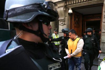"""El """"chileno más peligroso del mundo"""" fue extraditado a Holanda"""