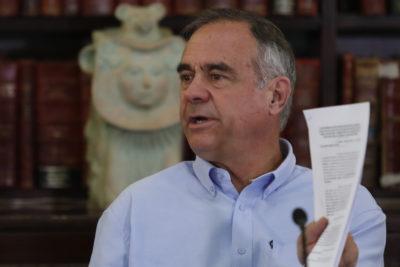 Ignacio Walker compara al TC con una de las leyes más polémicas de Pinochet