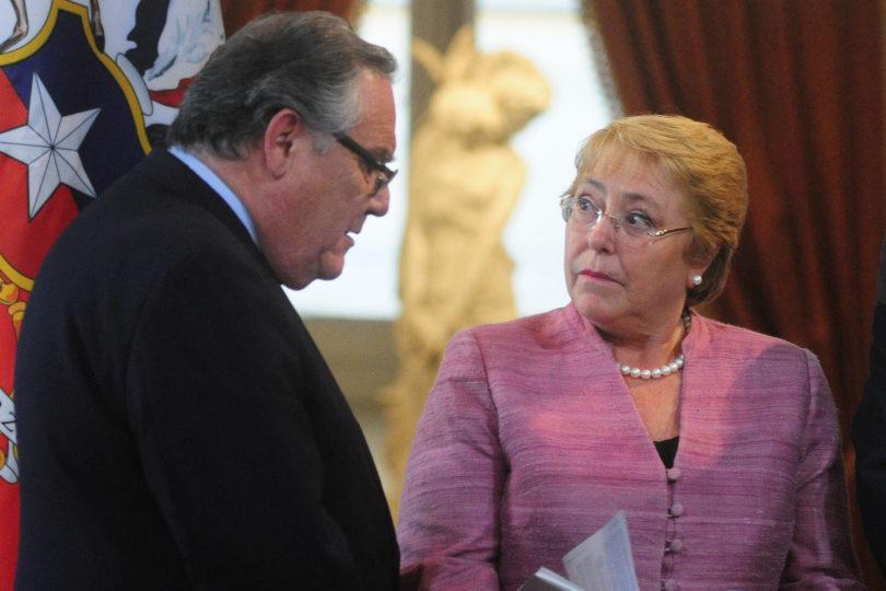 Bachelet habría pedido 3 horas antes de dejar La Moneda el cierre de Punta Peuco: Campos se negó