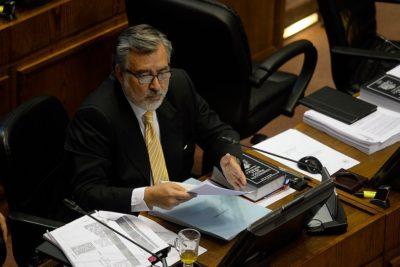 """Guillier aclara su propuesta de 'territorio por territorio' a Bolivia: """"Fue una representación histórica"""""""