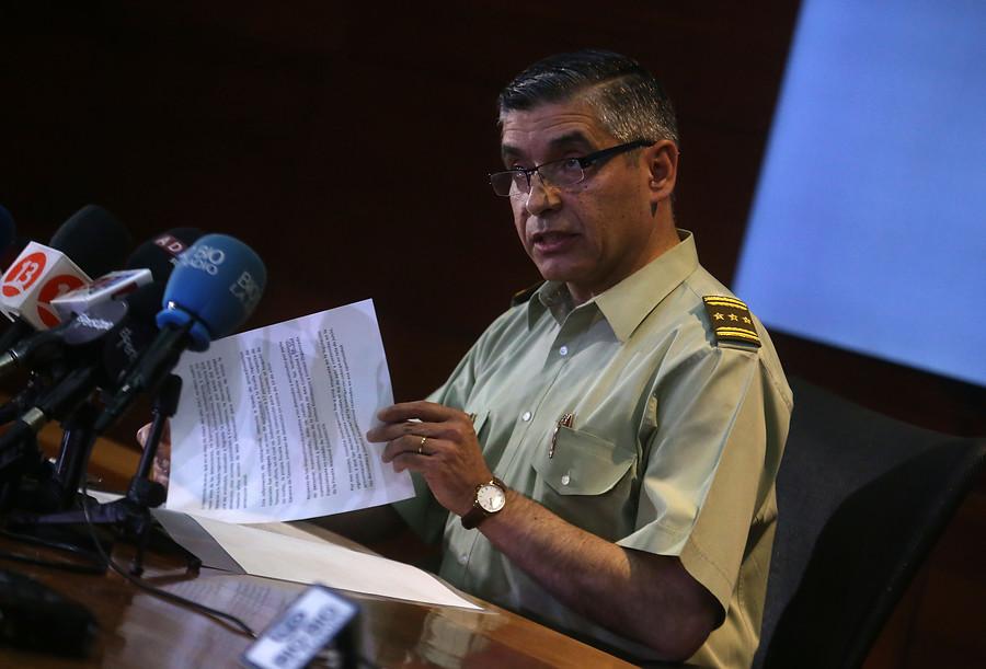 Caso Huracán: abogado de Jaime Orpis asume defensa de ex general Gonzalo Blu