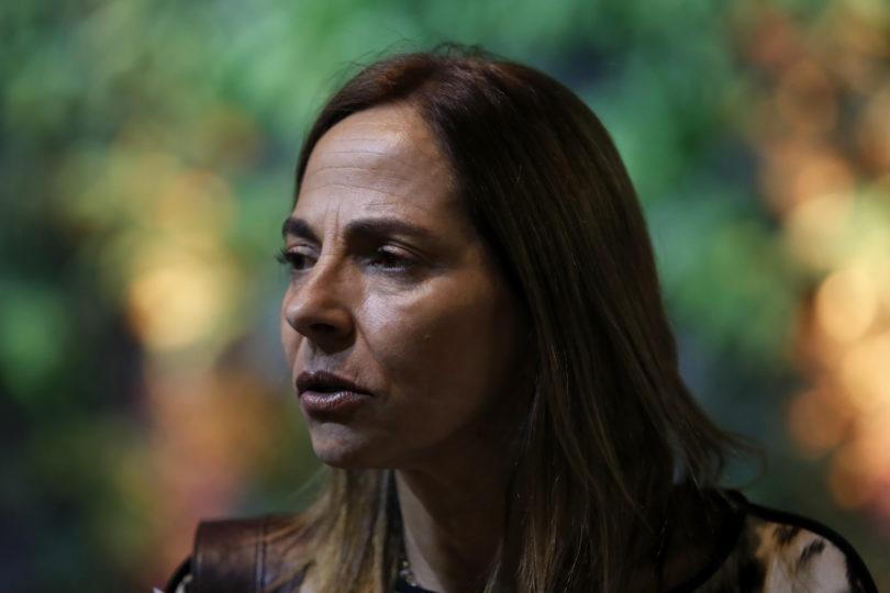 """Isabel Plá: """"No estaba de acuerdo con la ley de cuotas, pero me convenció de manera temporal"""""""