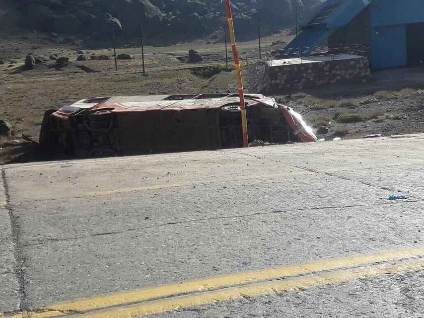 Chofer de tragedia en Mendoza: