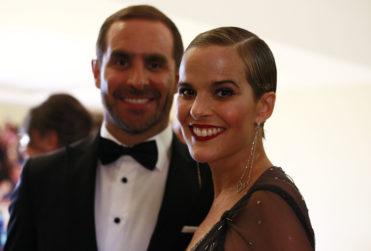 """""""Te amo para siempre"""": esposo de Javiera Suárez comparte la última foto que se tomaron juntos"""