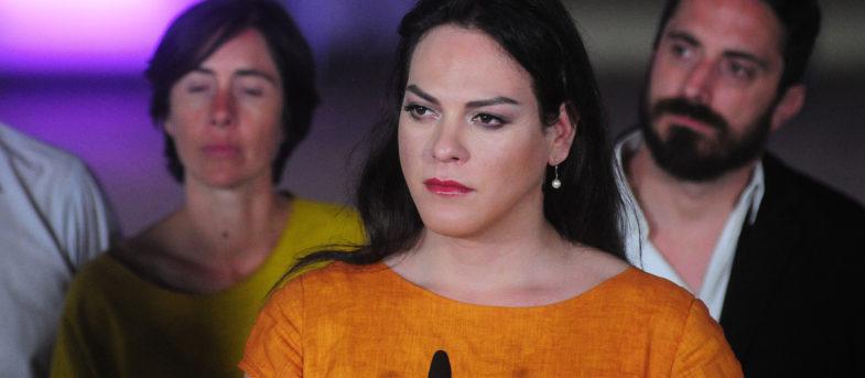 """Daniela Vega y Ley de Identidad de Género: """"Tiene más que ver con una reflexión que con subirse a carros de la victoria"""""""