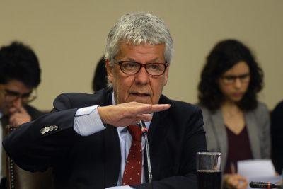 """Eyzaguirre rechaza análisis de La Moneda tras rebaja de nota crediticia: """"Moody's está evaluando la capacidad de este Gobierno"""""""