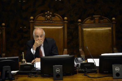 Consejo que preside Andrés Zaldívar frena medidas que endurecen fiscalización a parlamentarios