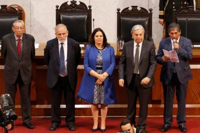 """Diputado Monsalve (PS) por elección de Maya Fernández en la presidencia de la Cámara: """"Es la primera derrota de la derecha"""""""