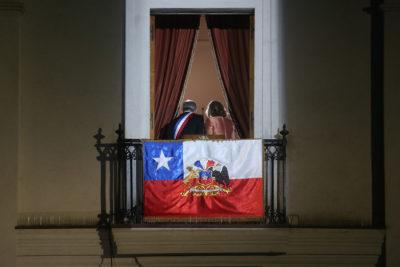 """Autoritarios """"acuerdos"""" de Piñera"""