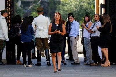 La primera vocería de Cecilia Pérez: anuncia conversaciones con el Frente Amplio
