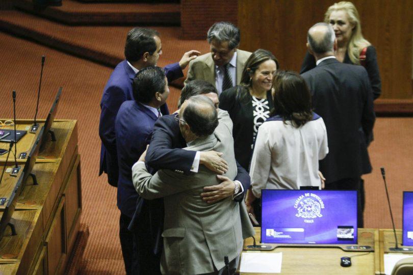 Cámara retrasó inicio de sesión: había 47 diputados a las 11 de la mañana