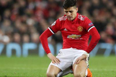Cortado de Champions League: Alexis Sánchez no está en hotel de concentración del Manchester United