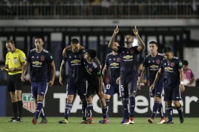 VIDEO | La U saca la cara por Chile y debuta con triunfo en Copa Libertadores