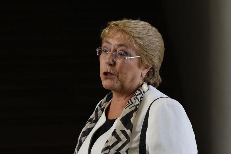 Bachelet aún le teme a las lógicas de la transición