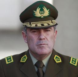 """General Hermes Soto tras filtración de su hoja de vida: """"No tenemos a nadie sancionado"""""""