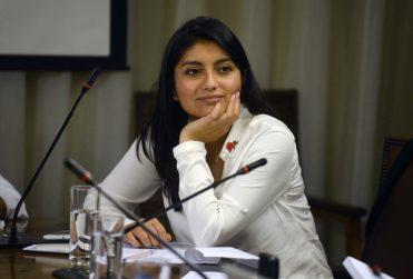 Diputada de la Izquierda Autónoma asegura que donará el 80% de su dieta