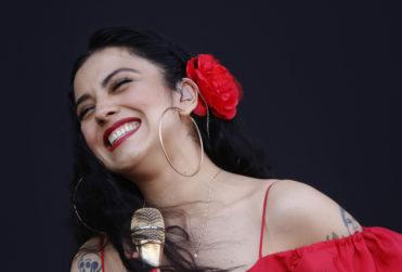 VIDEO |El impresionante registro que dejó el show de Mon Laferte en Lollapalooza Chile