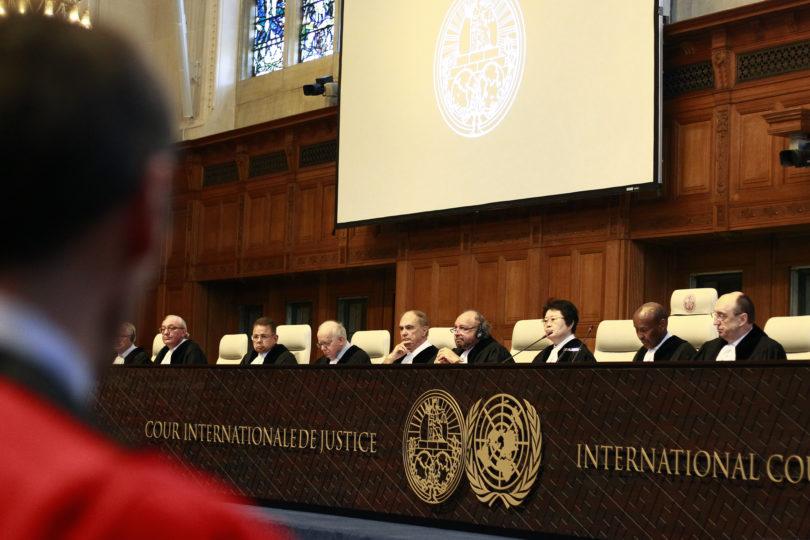 Corte Internacional de La Haya dará a conocer sentencia por demanda marítima el 1 de octubre