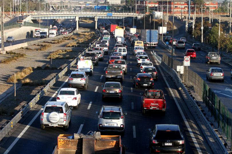 FOTOS | Protesta por excesivos precios del TAG provocan grandes atochamientos en autopistas