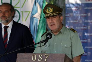 Carabineros descarta supuesto apoyo de Hermes Soto a demanda boliviana