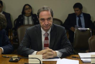 """Ministro de Justicia Hernán Larraín se sincera: """"No hemos logrado bajar la cantidad de delitos"""""""