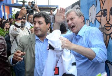 Ministerio del Interior anunció querellas tras agresión sufrida por José Antonio Kast en Iquique