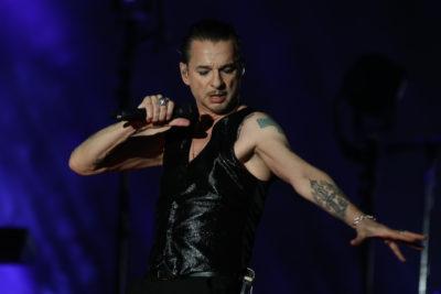 Depeche Mode en Chile, era hora de disfrutar el silencio
