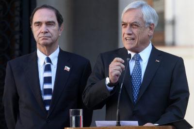 """Piñera tras primer día de alegatos de Chile: """"Llegó el tiempo de que Bolivia deje de confundir aspiraciones con obligaciones"""""""
