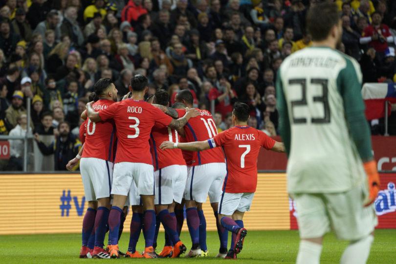 VIDEOS | Chile se saca el letargo de Pizzi y muestra gran despliegue en triunfo ante Suecia