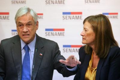Defensoría de los niños y auditorías: Piñera anuncia reformas al Sename