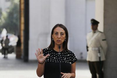 Ex ministra de Bachelet no deja pasar declaración de Cecilia Pérez sobre DD.HH. y le dedica ácido tuit