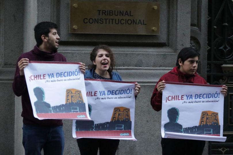 El Tribunal Constitucional siempre beneficiará a su ideología
