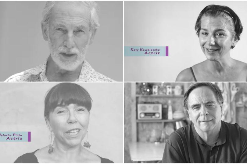 """VIDEO   Rostros envían mensaje de apoyo a trans: """"No son un error que se debe corregir"""""""