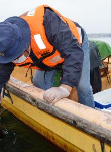 """""""Bomberos del Mar"""": el programa que capacita a pescadores artesanales"""