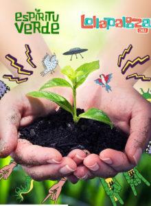 Lollapalooza Chile y la Agencia de Sustentabilidad y Cambio Climático se unen en campaña de reforestación