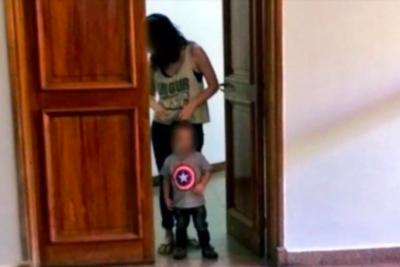 Insólito: mujer entregó a su hijo en Tribunales porque no quiso seguir cuidándolo