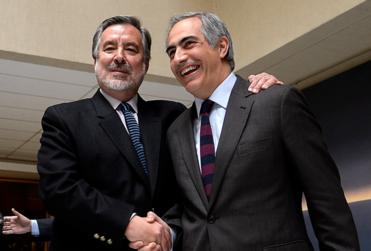 """Senador Chahuán por Guillier en La Haya: """"Por el bien de Chile él  debiera dar un paso al costado"""""""