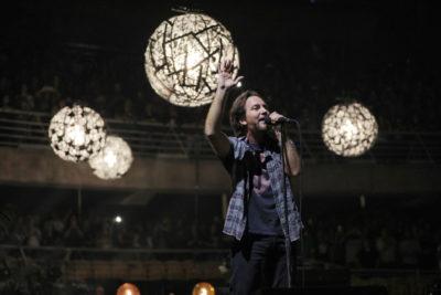 Pearl Jam, más vivos que nunca