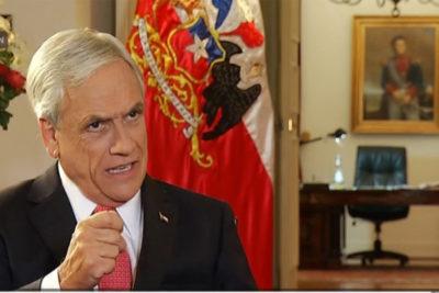 """Sebastián Piñera y dichos de Guillier por demanda marítima: """"Quebró la unidad de los chilenos"""""""
