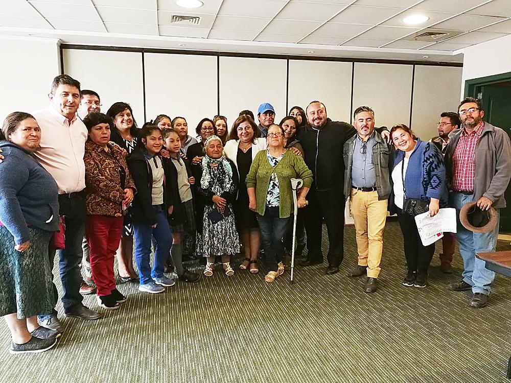 Aprueban cerca de US$7 millones para proceso de relocalización de familias en Hualpén