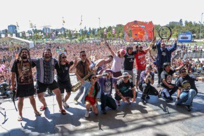 """Santaferia hace dura crítica a Lollapaloza: """"Si quieren poner un mensaje, que haya algo potente, no vale la pena engrupir"""""""