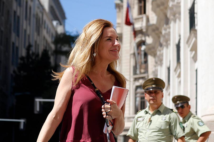 """""""Alejandra Pérez, ministra de Cultura:"""